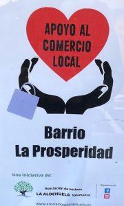 Apoya el comercio local en Salamanca