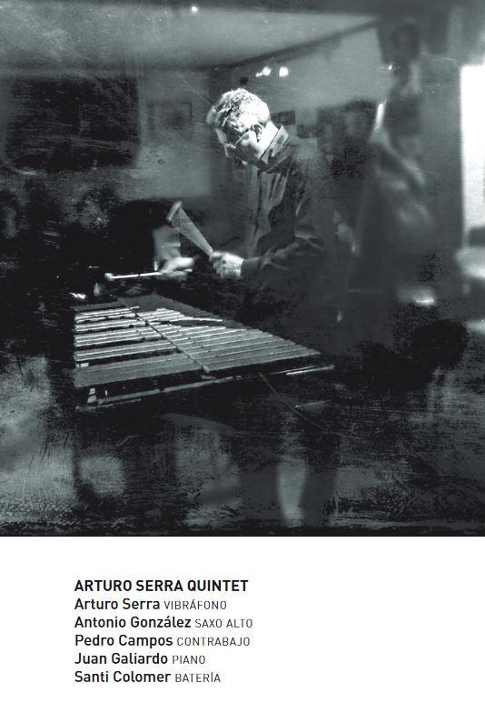 Arturo Serra Quintet en concierto en Salamanca