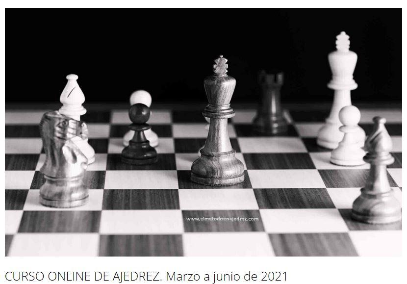 Curso de ajedrez en Salamanca
