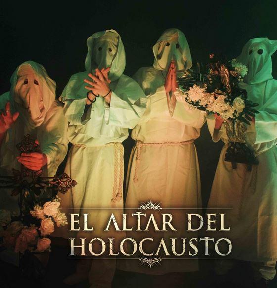 El altar del Holocausto en Salamanca