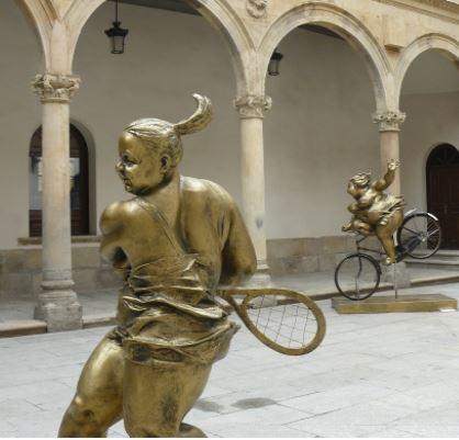 Esculturas Xu Hongfei