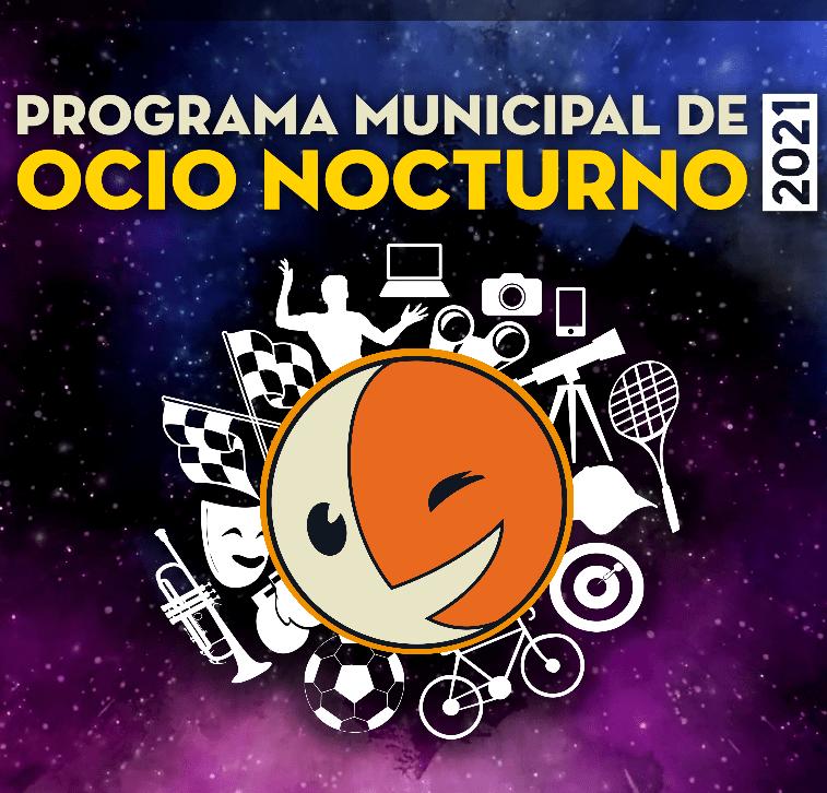 Programa municipal de ocio nocturno en Salamanca 2021