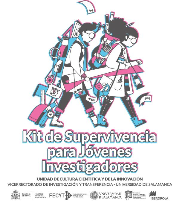 Kit de superviviencia para jóvenes investigadores