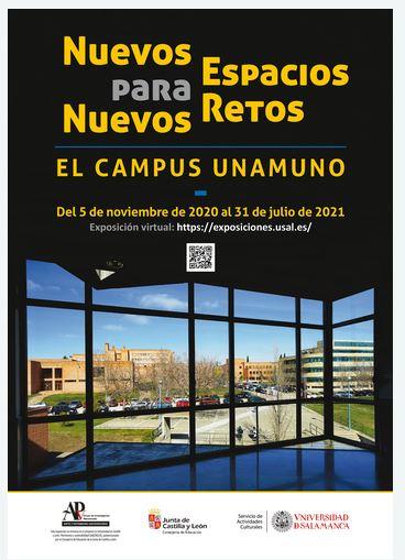 Nuevos espacios para nuevos retos el Campus Unamuno