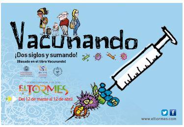 Vacunando dos siglos y medio en Salamanca