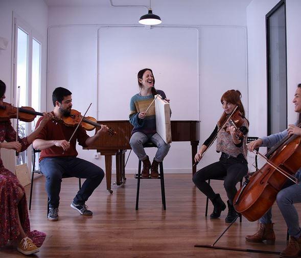 conCuerda Quinteto en Salamanca