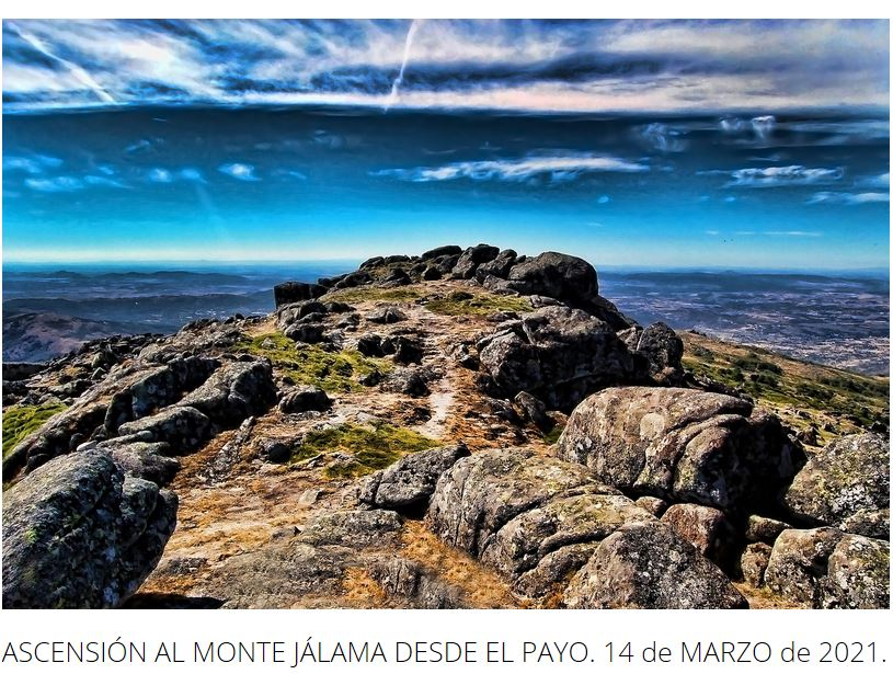 Senderismo de montaña en Salamanca