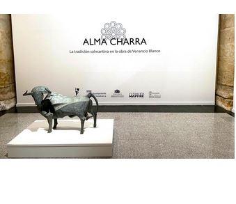 Alma Charra. Venancio Blanco
