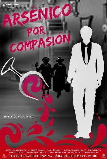 Ársenico por compasión. Farándula teatro
