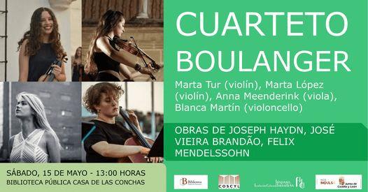 Cuarteto Boulanger
