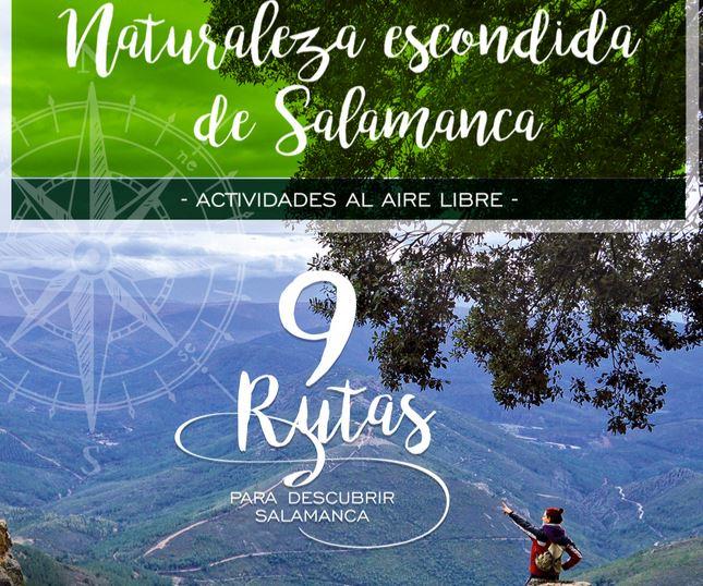 Naturaleza Escondida 2021 – Rutas por la provincia de Salamanca