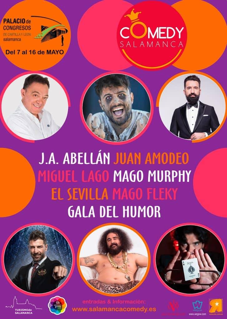 Salamanca Comedy