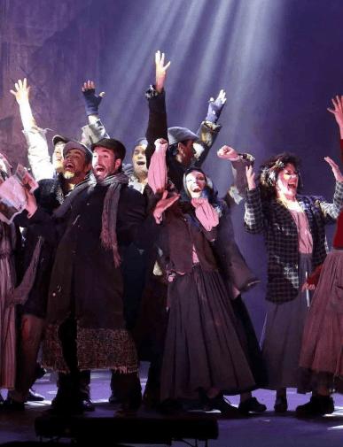 Annie. El musical en Salamanca
