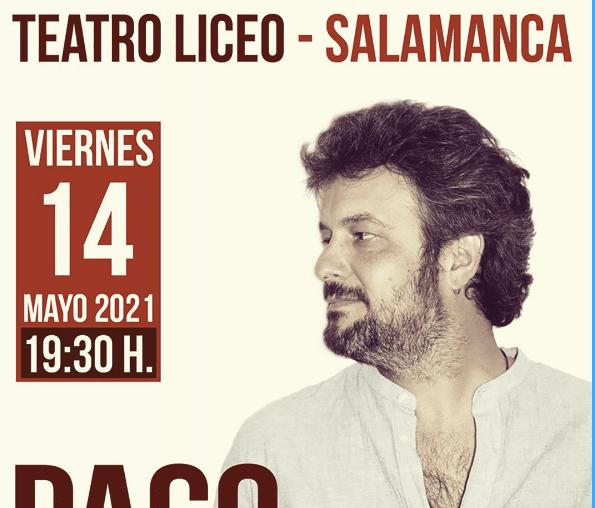 Paco Cifuentes en Salamanca