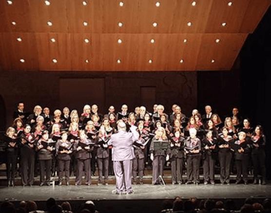 Coro Santa Cecilia en Salamanca