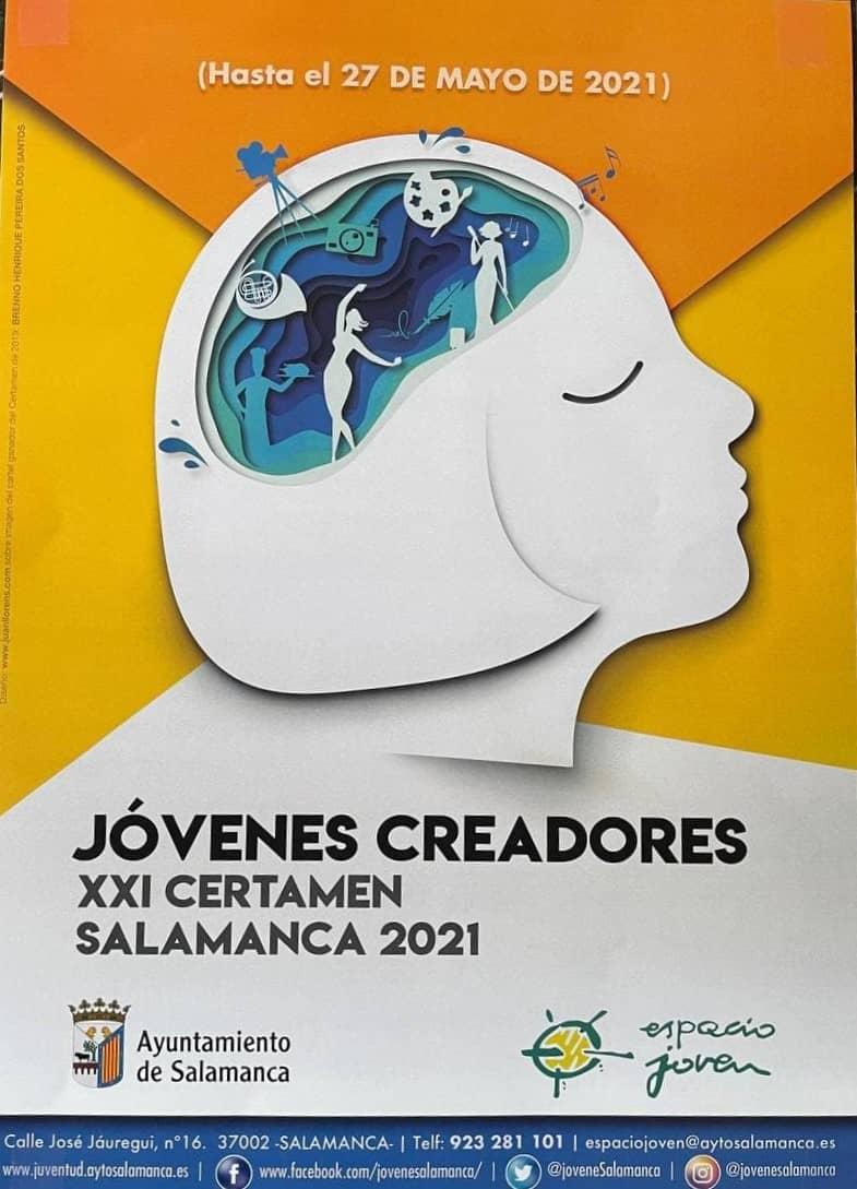 Certamen jóvenes creadores 2021