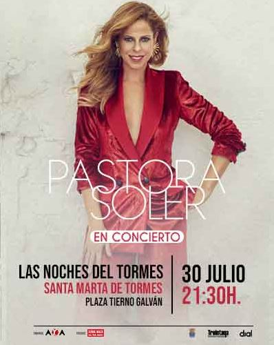 Pastora Soler en Santa Marta