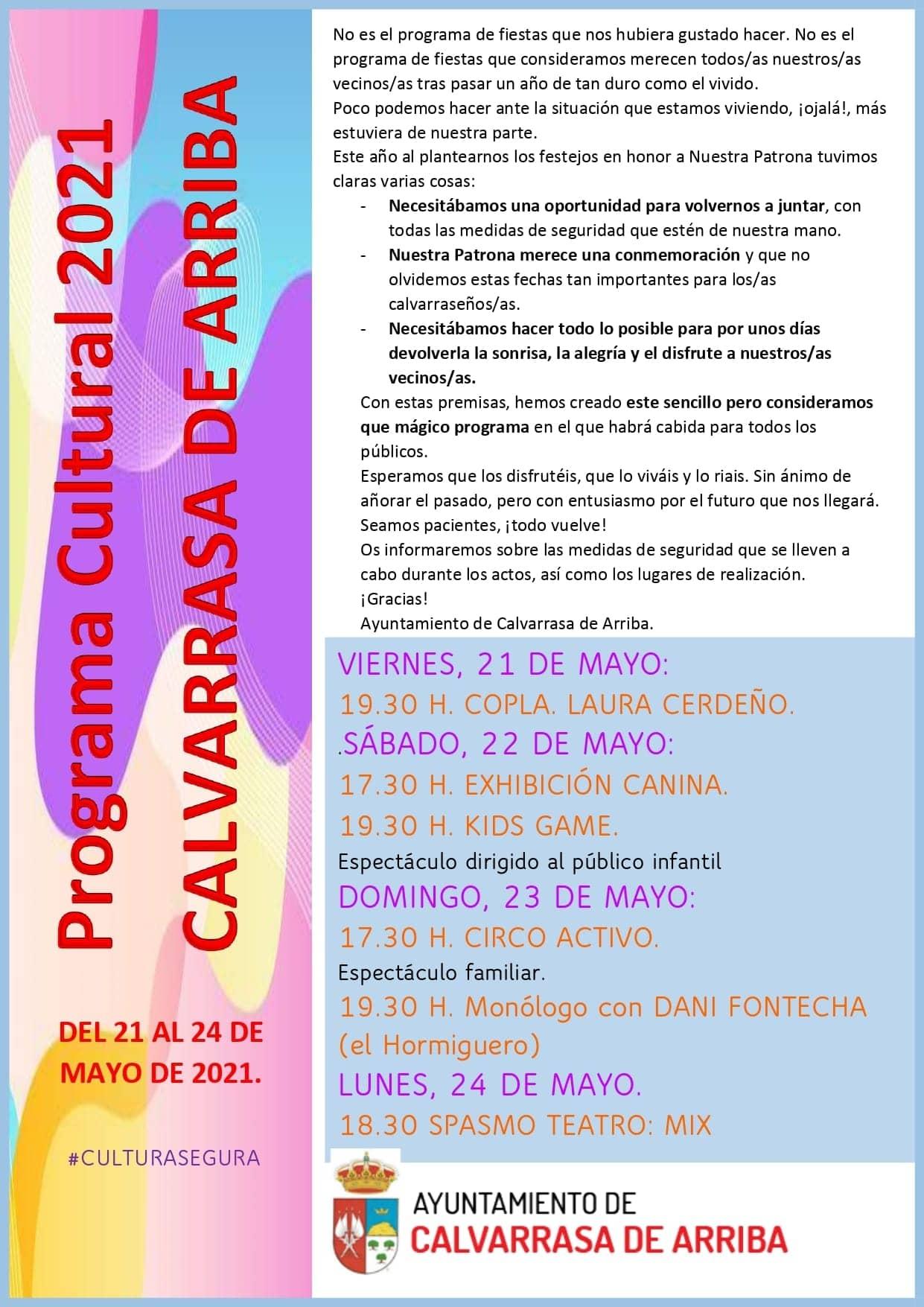Programa cultural Calvarrasa de Arriba(1)