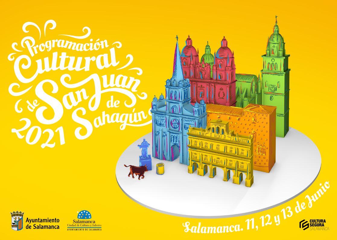 Programación cultural de San Juan de Sahagún 2021