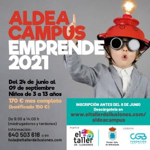 Aldea Campus Emprende 2021