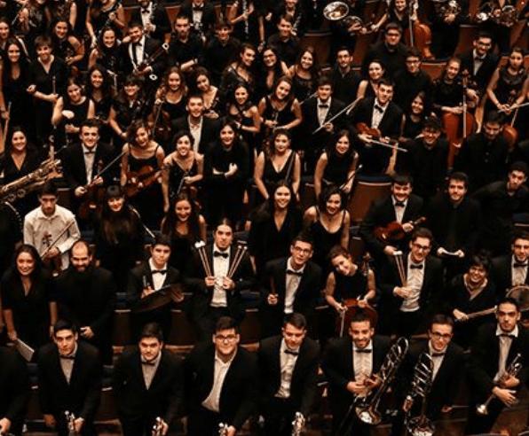 Orquesta Sinfónica en Salamanca