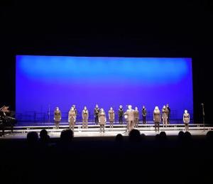 Coro ciudad de Salamanca en Caem