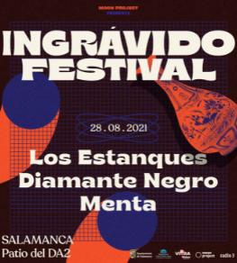 Festival Ingrávido en Salamanca