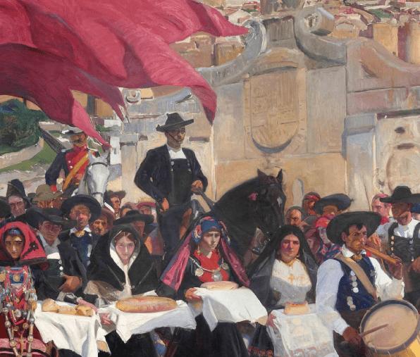 Discurso de ingreso de Isabel Bernardo en Salamanca