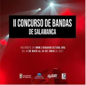 Concurso de bandas en Salamanca