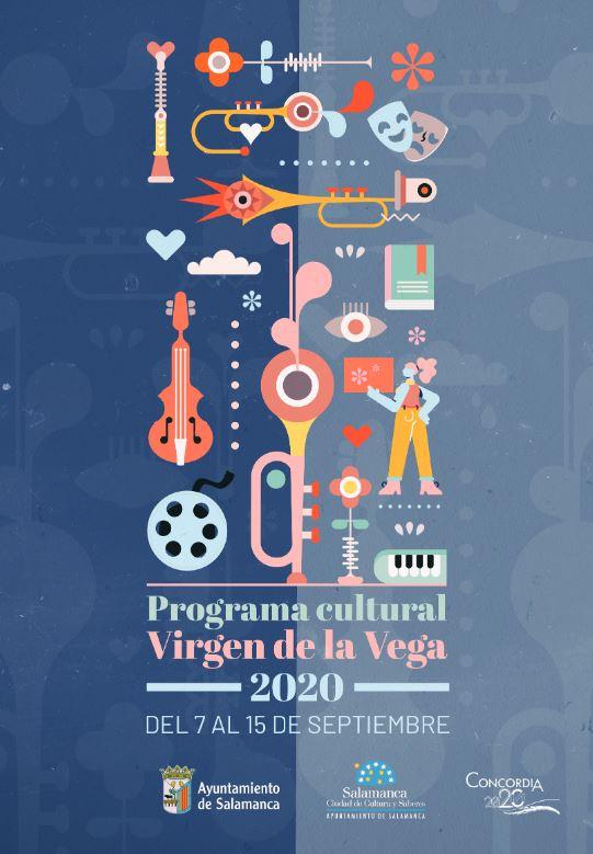 Cartel de ferias de Salamanca 2020