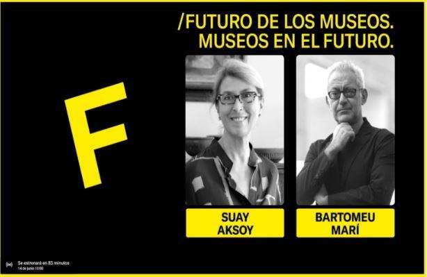 El futuro de los museos