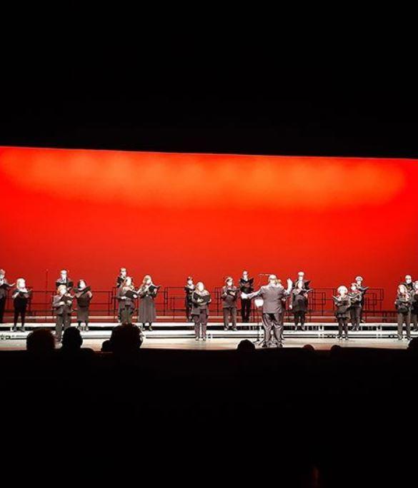Escuela Municipal de música y danza de Salamanca Coro de Cámara