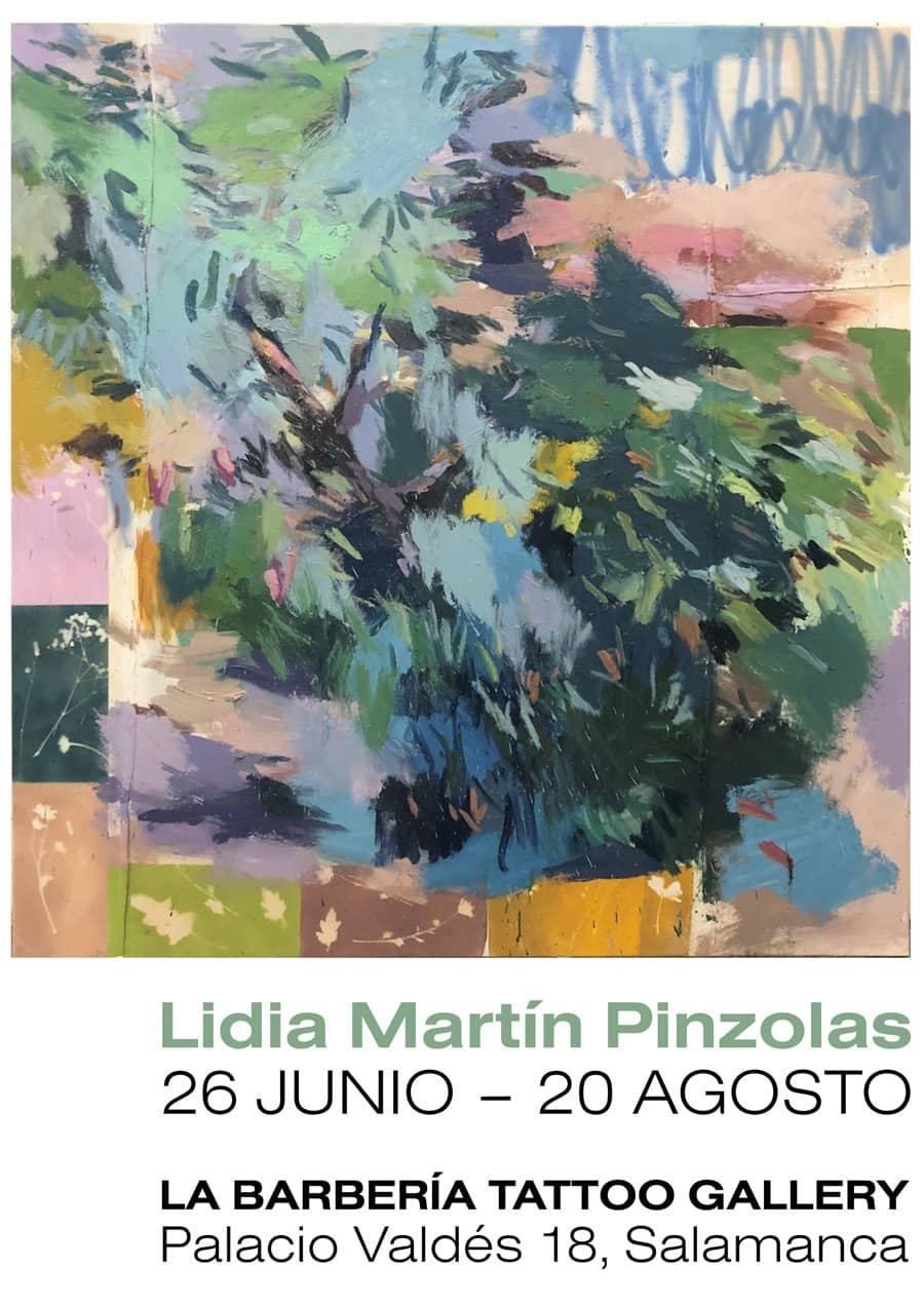 Exposición Lidia Martín en Salamanca