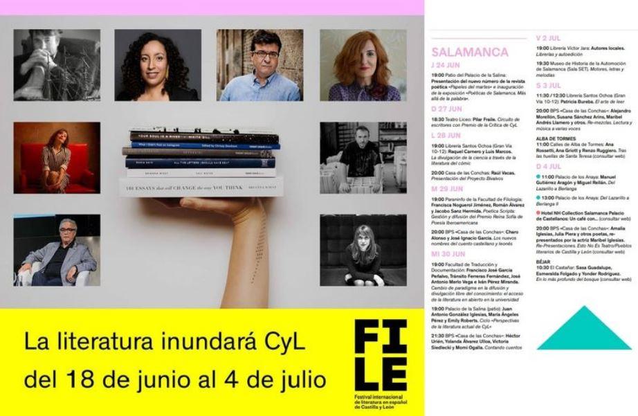 Festival Internacional de Literatura en Español de Castilla y León