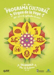 Cartel de las ferias y fiestas de Salamanca 2021