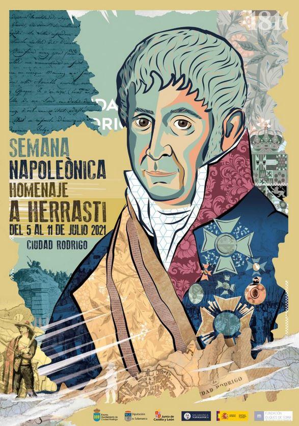 Semana napoleónica en homenaje a Herrasti. Ciudad Rodrigo