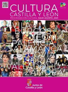 Programación cultural CYL. Julio-Agosto 2021 Salamanca