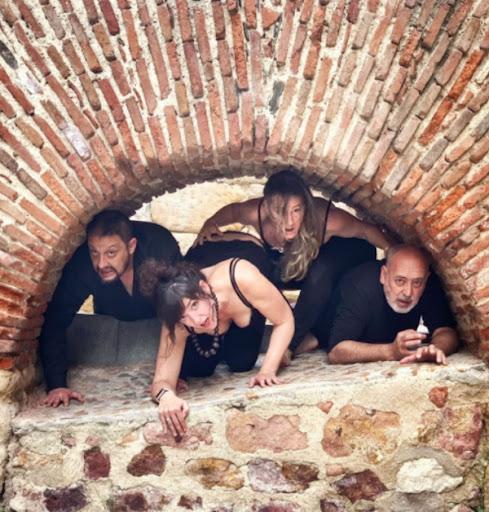 Túneles, por Intrusión Teatro en Salamanca