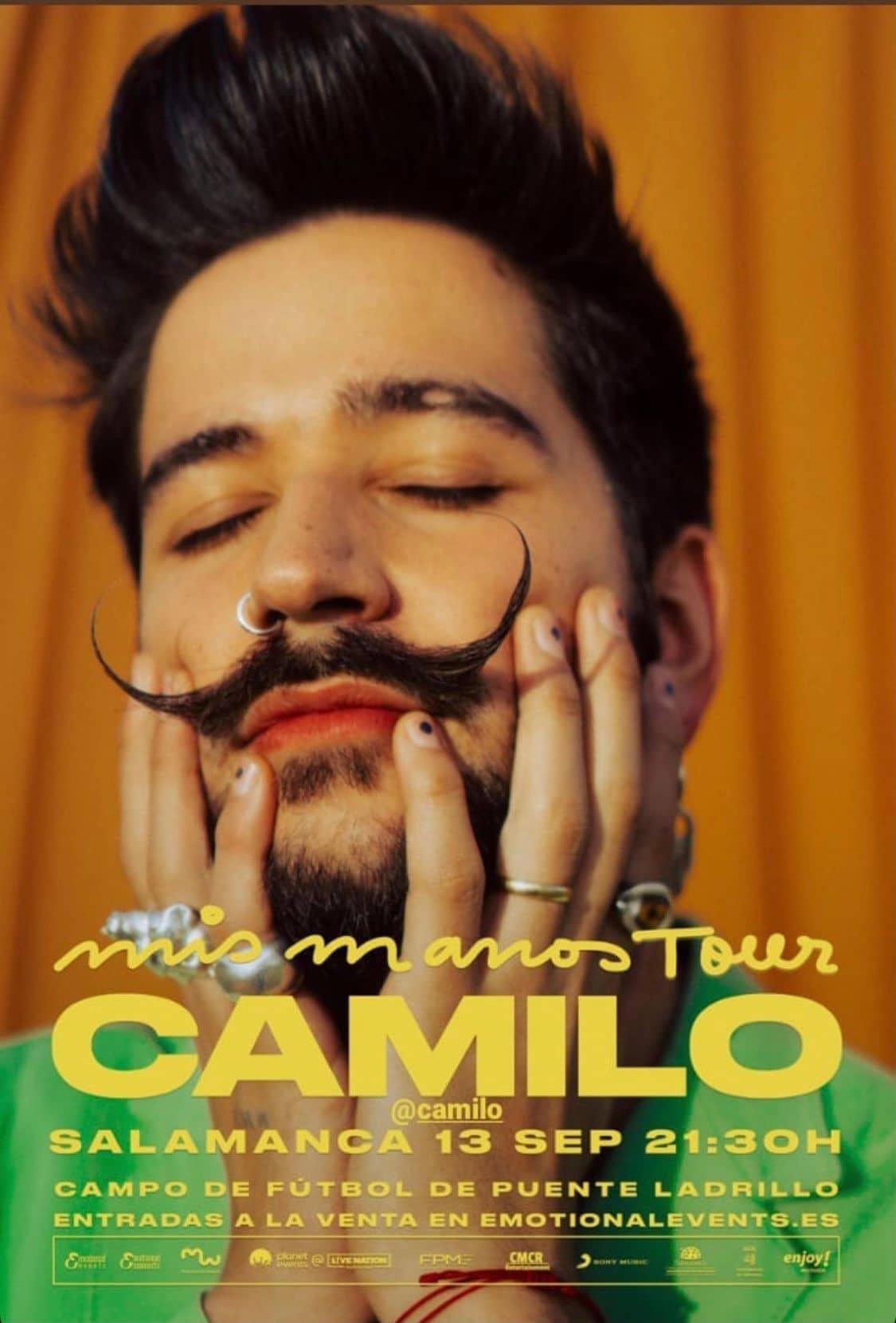 Camilo en Salamanca