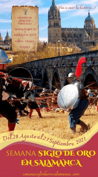 Semana Siglo de Oro en Salamanca