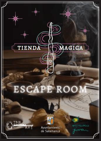 Escape room en Salamanca