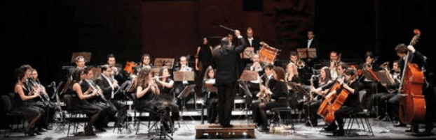 Banda Municipal en Salamanca