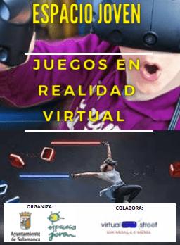 Juegos de Realidad Virtual en Salamanca