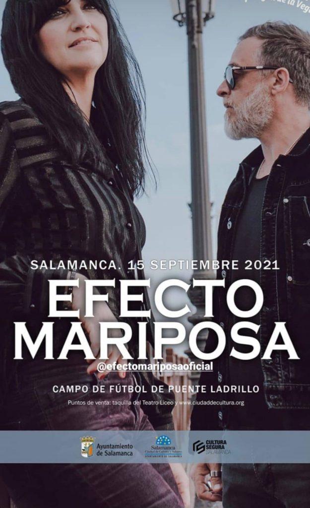 Efecto Mariposa en Salamanca