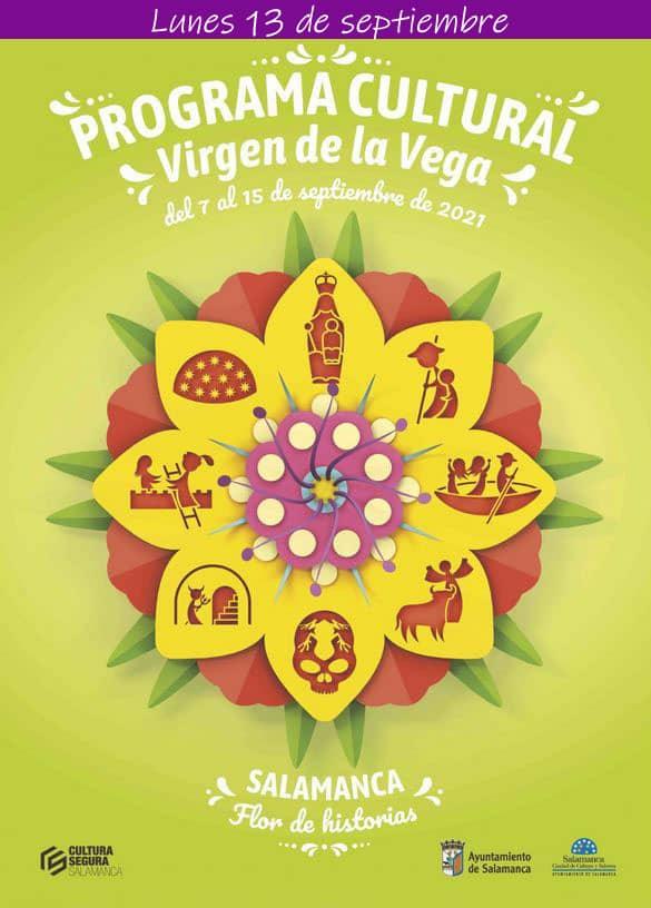 Ferias-y-fiestas-de-Salamanca. 13 de septiembre 2021