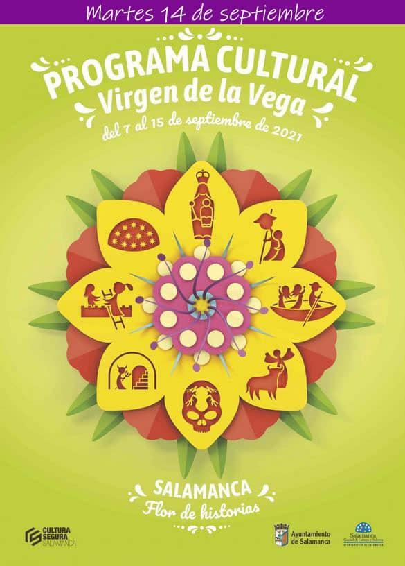 Ferias-y-fiestas-de-Salamanca. 14 de septiembre 2021