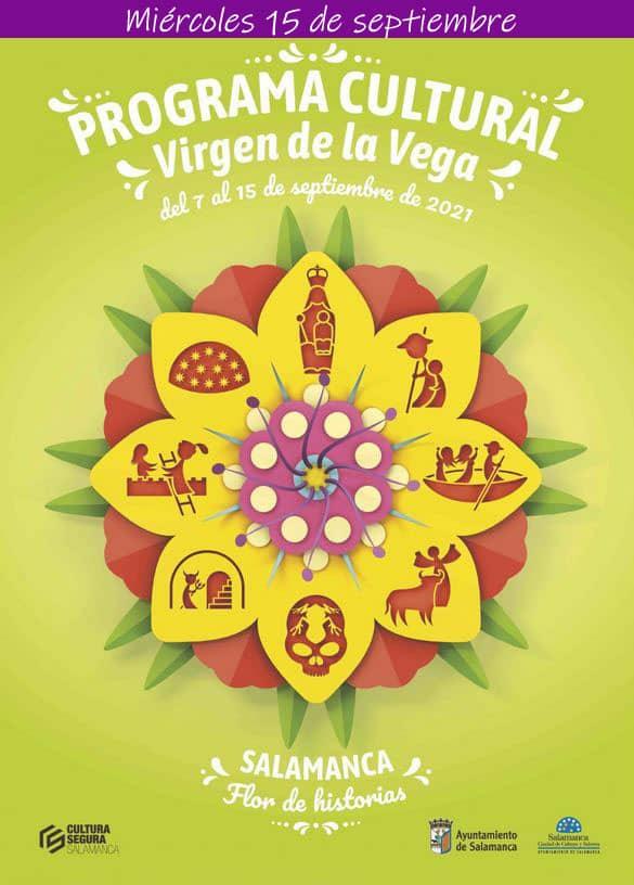 Ferias-y-fiestas-de-Salamanca. 15 de septiembre 2021