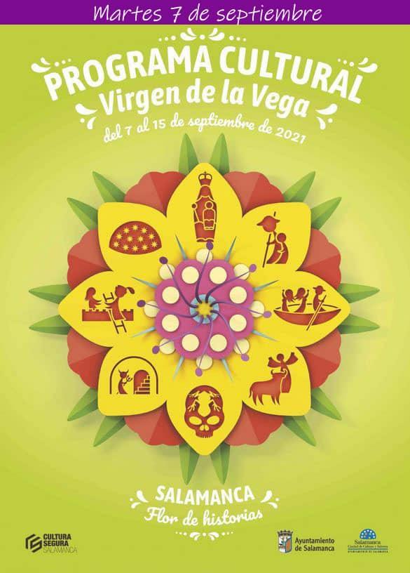 Ferias-y-fiestas-de-Salamanca. 7 de septiembre 2021