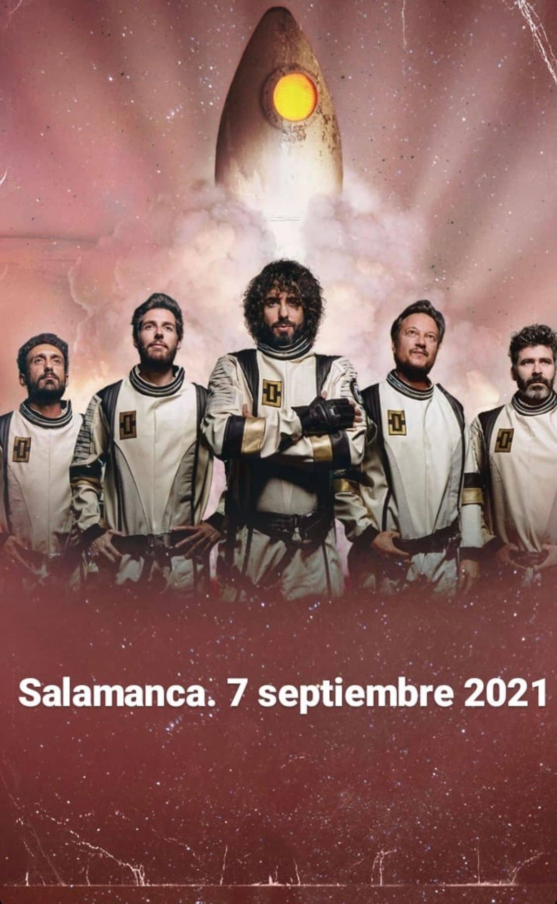 Izal en Salamanca