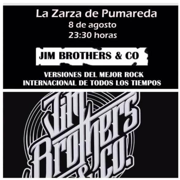 Jim Brothers en La Zarza de Pumareda